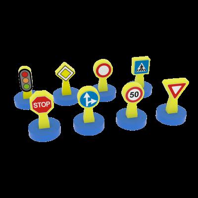 MILLAMINIS Prometni znaki za otroke