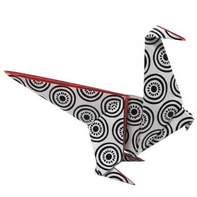 FRIDOLIN Origami Dinozaver