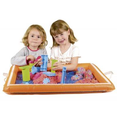 RELEVANT PLAY Napihljiv mini peskovnik za otroke