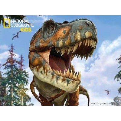 PRIME 3D Puzzle sestavljanke Dinozaver T-Rex