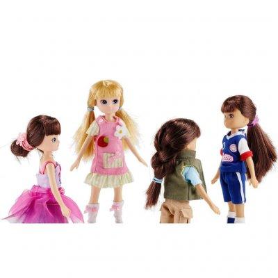 LOTTIE Dodatek za punčke Komplet za urejanje pričesk