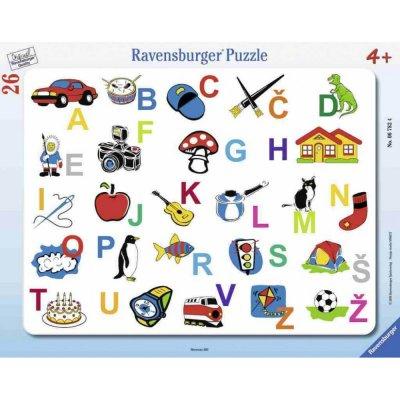 RAVENSBURGER Abeceda za otroke ABC