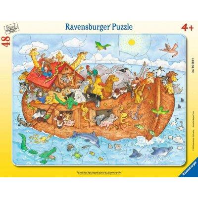 RAVENSBURGER Puzzle Noetova barka 48d