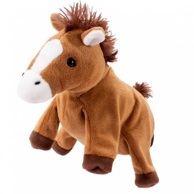 BELEDUC Ročna lutka Konj