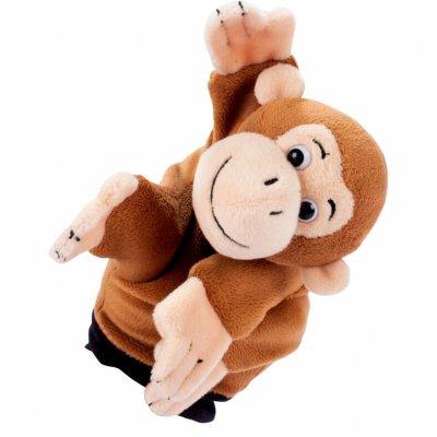 BELEDUC Ročna lutka Opica