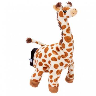 BELEDUC Ročna lutka Žirafa