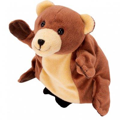 BELEDUC Ročna lutka Medved