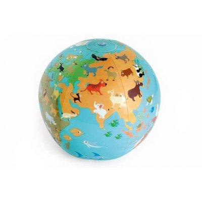 SCRATCH Napihljiva žoga Globus