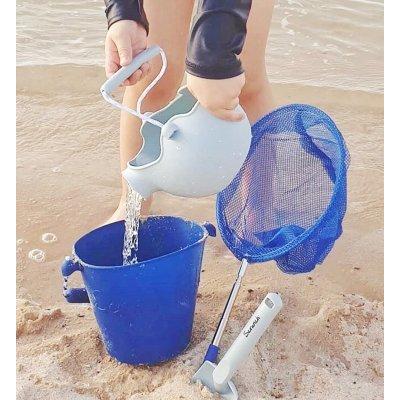 SCRUNCH Kanglica zalivalka Silikon Modra