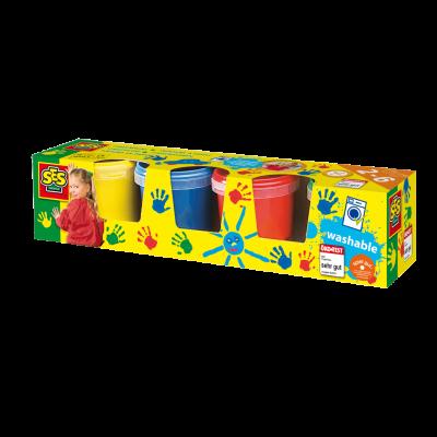 SES Prstne barve - osnovne barve