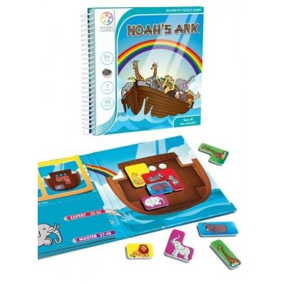 SMART GAMES miselne igre za otroke - Noetova barka
