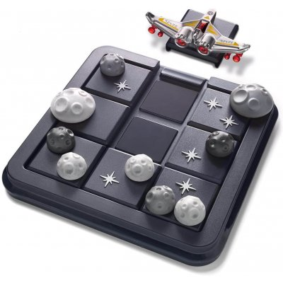 SMART GAMES Miselne igre za otroke - Pobeg pred asteroidi