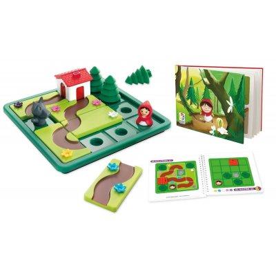 SMART GAMES Miselne igre za otroke - Rdeča kapica
