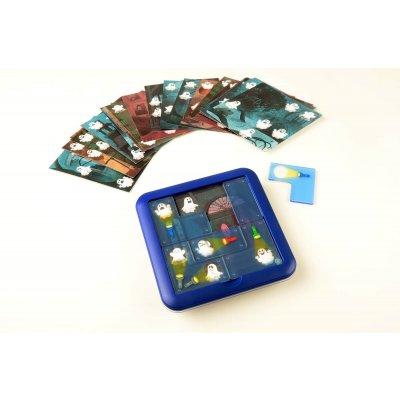 SMART GAMES Miselne igre za otroke - Ujemi duha