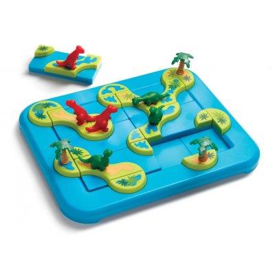 SMART GAMES Miselne igre za otroke - Dinozavri
