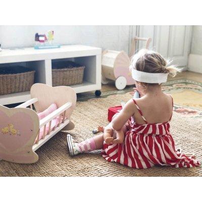 TENDER LEAF Posteljica za dojenčka igrača Zibelka