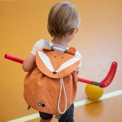 TRIXIE BABY Otroški nahrbtnik za vrtec Mr. Fox