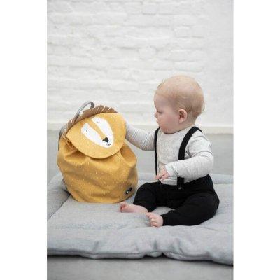 TRIXIE BABY Otroški nahrbtnik za vrtec Mr. Lion