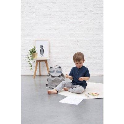 TRIXIE BABY Otroški nahrbtnik za vrtec Mr. Raccoon