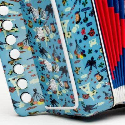 VILAC Otroška harmonika Paris