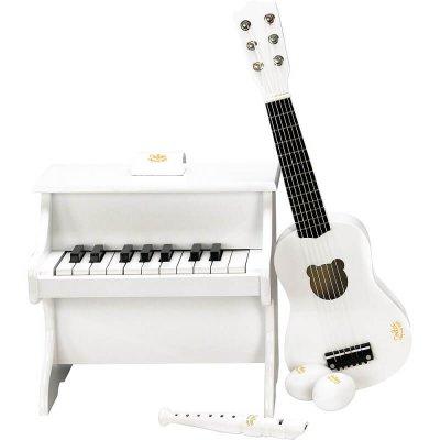 VILAC Otroški klavir White
