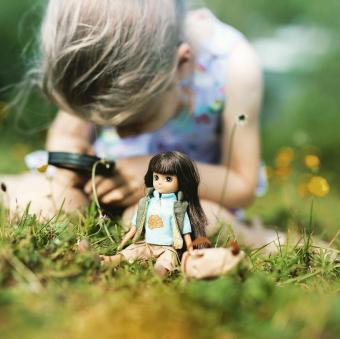 Punčke za punčke - Lottie arheologinja