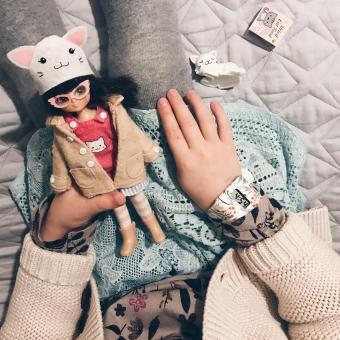 Punčke za punčke - Lottie Pandora